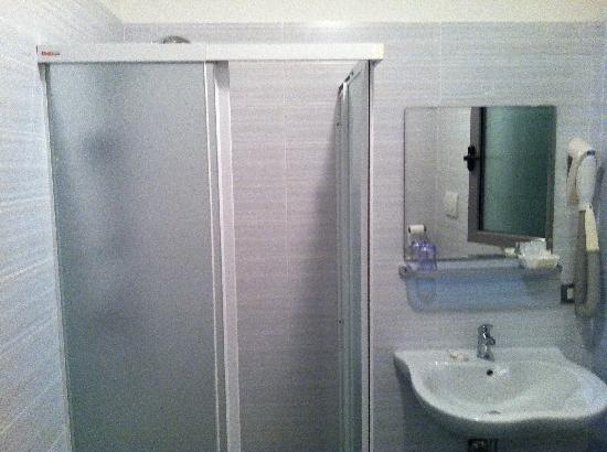 Hotel Etoile: bagno