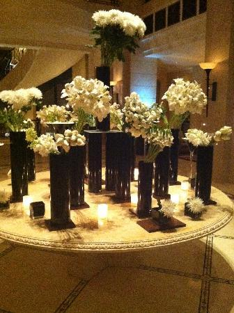 Centre Piece Flower Arrangement Picture Of Four Seasons