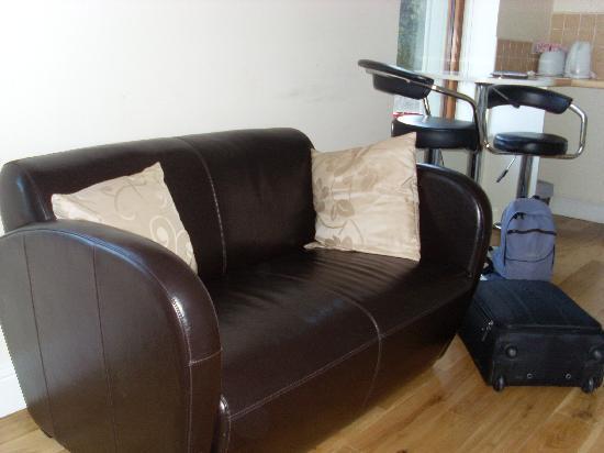 Killarney Guest House: divano