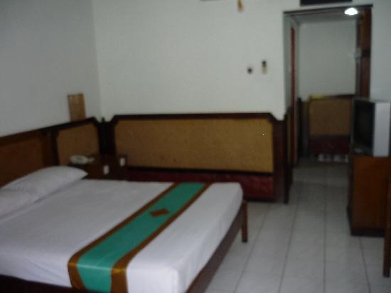 Bali Coconut Hotel: La chambre