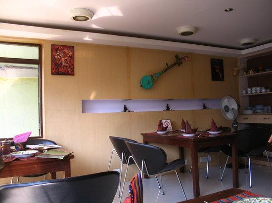 9'INE Native Cuisine: Restaurant