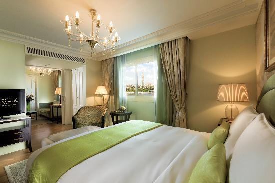 Kempinski Nile Hotel Cairo: Nile Junior Suite 1