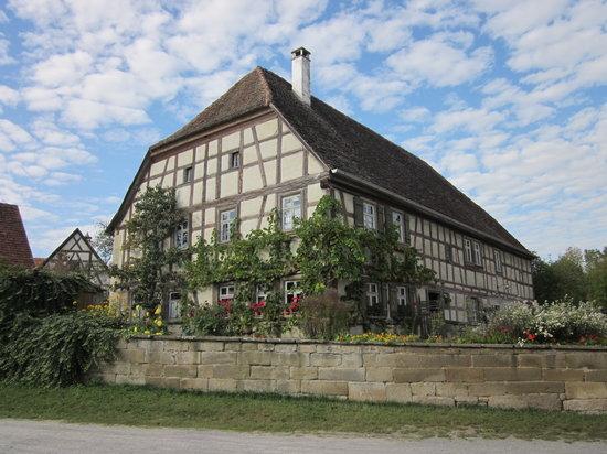Frankish Open Land Museum (Fraenkisches Freilandmuseum)