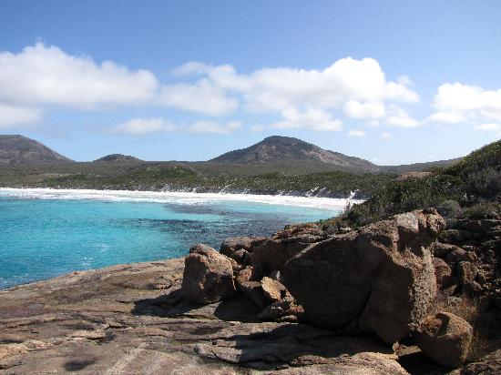 Esperance B & B by the Sea: Thistle Cove, Cape le Grand NP