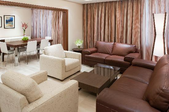 Crowne Plaza Hotel Amman  Royal Suite Setting Room. Royal Suite Setting Room   Picture of Crowne Plaza Hotel Amman
