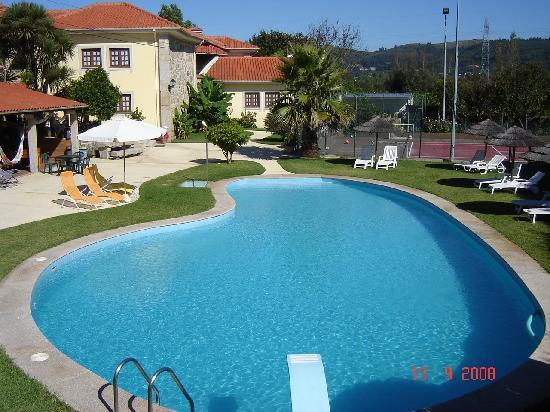 Quinta Dom Jose: swimming-pool