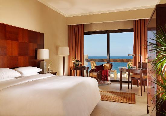 InterContinental Aqaba Resort: Seaview Guestroom