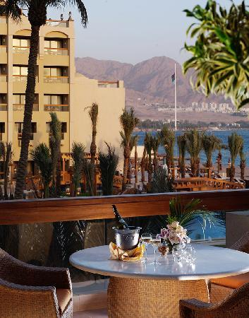 InterContinental Aqaba Resort: The Amazing Terrace