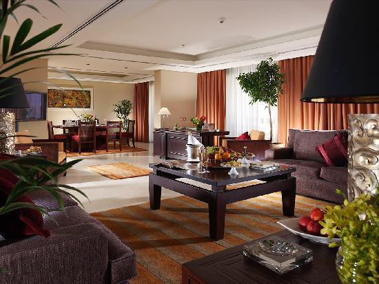 InterContinental Aqaba Resort : The Royal Lounge