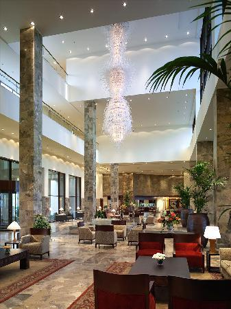 InterContinental Aqaba Resort: The Lobby Lounge