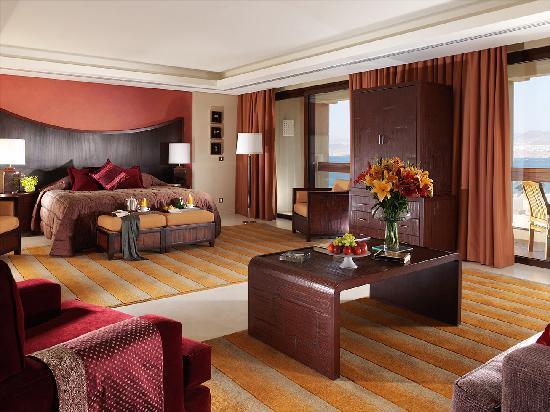 InterContinental Aqaba Resort: The Royal Guestroom