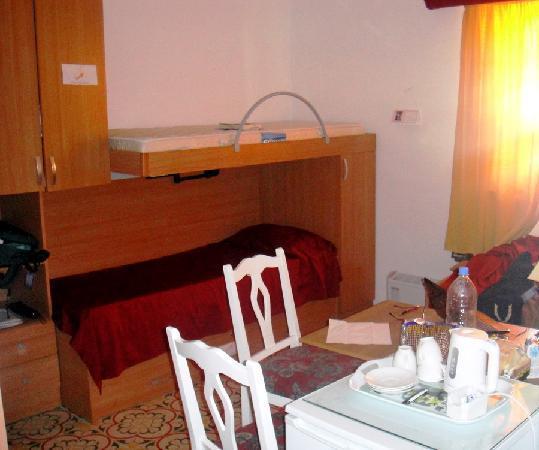 Granny's Inn Hostel: Las finas habitaciones