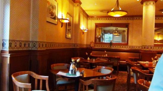 Georghof Hotel Berlin: Resturant