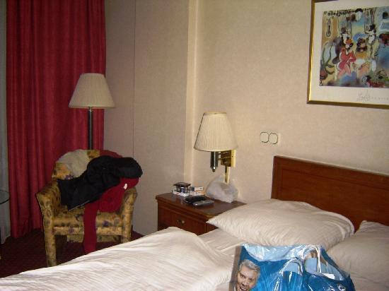 Georghof Hotel Berlin: Room