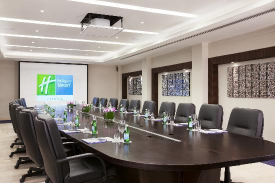 Holiday Inn Resort Dead Sea: The Boardroom