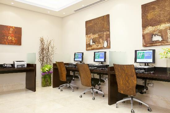 Holiday Inn Resort Dead Sea: Business Center with Free WIFI