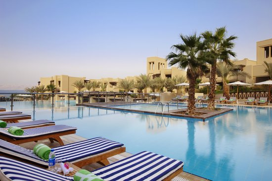 Holiday Inn Resort Dead Sea: Refresh by the Outdoor Pools
