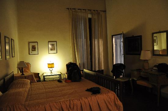 Villa Rucellai: Family room 1