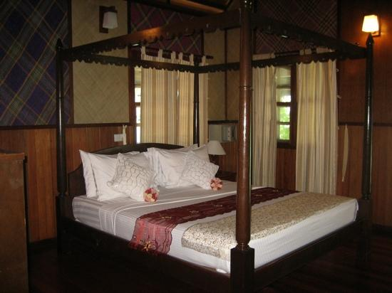 Lankayan Island Dive Resort: the chalet
