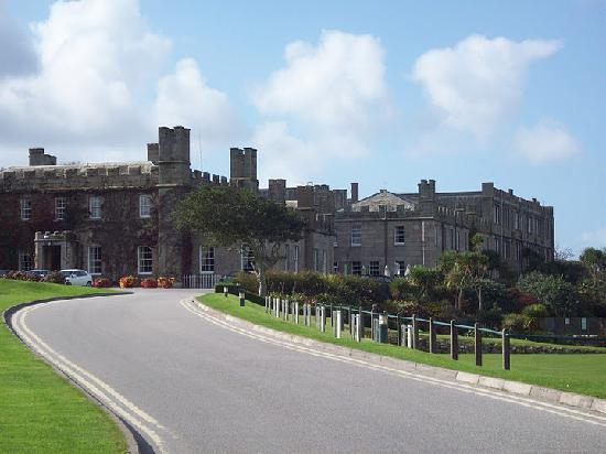 Tregenna Castle Resort: First glimpses of beautiful Tregenna Castle