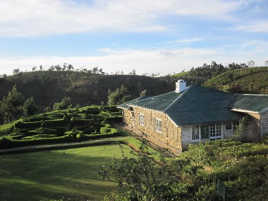 Heritance Tea Factory: Der englische Garten
