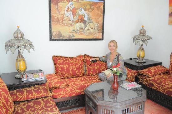Le Chevalier Solitaire : Riad AlJama