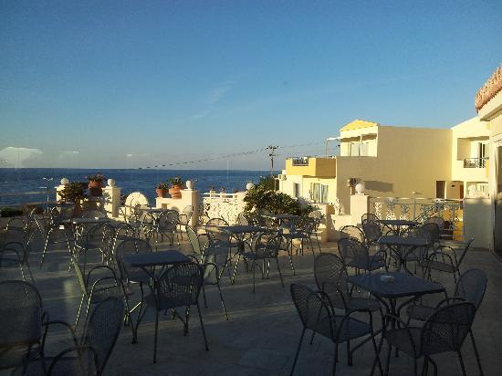 Hotel Rethymnon Mare: Hotellet