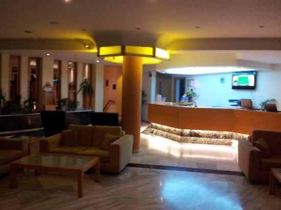 Hotel Rethymnon Mare: Lobbyn