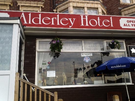 Alderley Hotel : The hotel