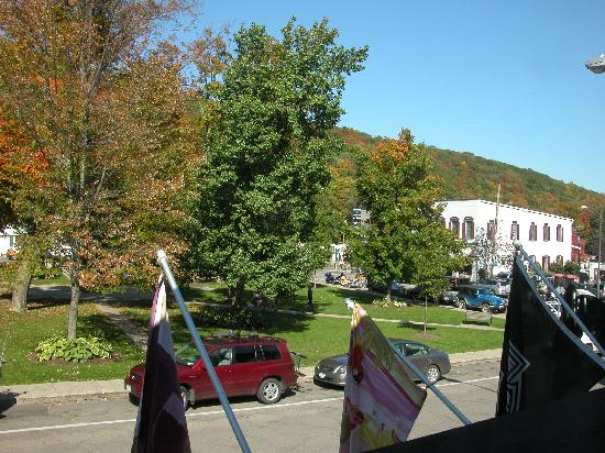 Park Inn: another view from room 2
