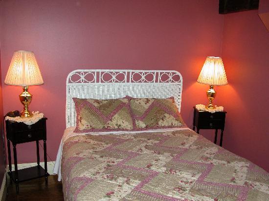 Park Inn: room 1