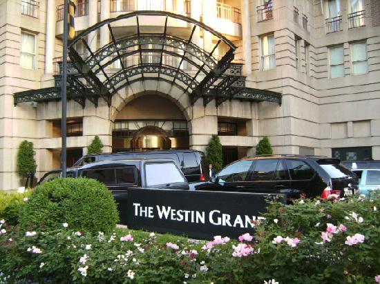 The Westin Georgetown, Washington D.C.: Westin Grand