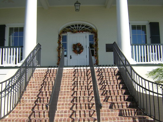 Biloxi, MS: Front entrance