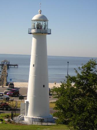 Biloxi, MS: Lighthouse on Beach Blvd