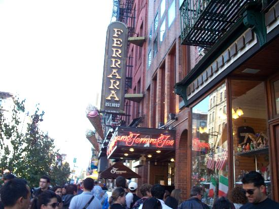 little italy picture of real new york tours new york city tripadvisor. Black Bedroom Furniture Sets. Home Design Ideas