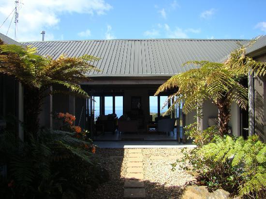 Poets Corner Lodge: le lodge