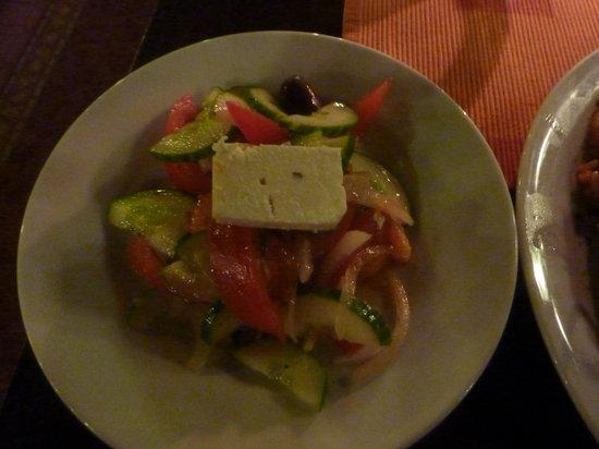 Poseidon: salat
