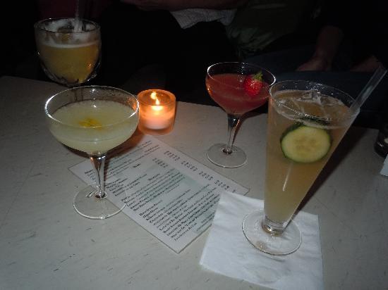 Baltic Restaurant & Bar: Cocktails before dinner