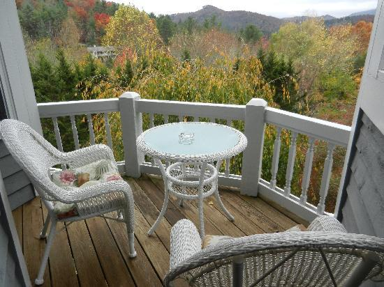 Innisfree Bed & Breakfast By-The-Lake: Breathtaking views!