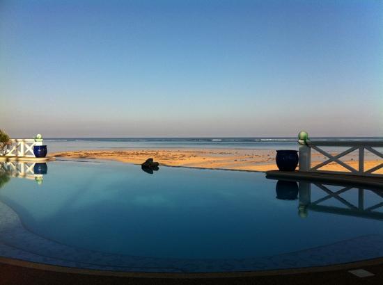 Punta Riviera Resort: morning view
