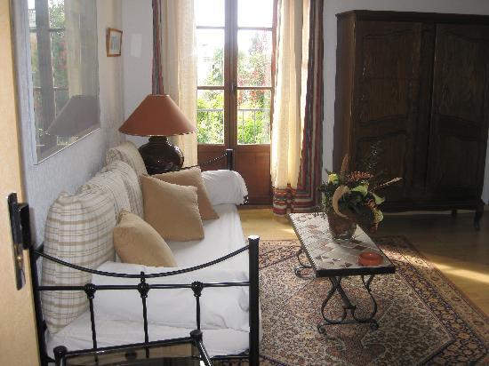 Hotel Villa La Malouine : notre  chambre