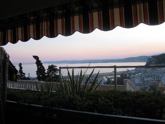 Hotel Villa La Malouine : vue