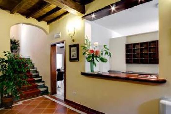 Hotel Il Cavallo: reception