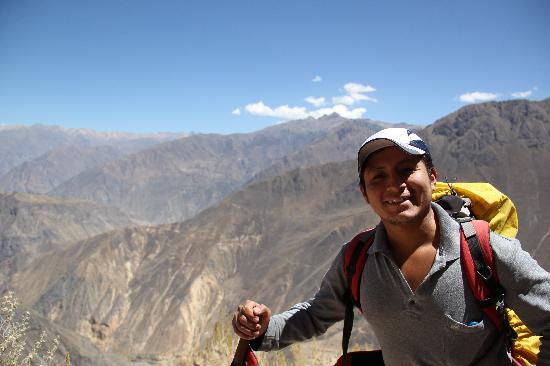 Colca Canyon: Carlitos