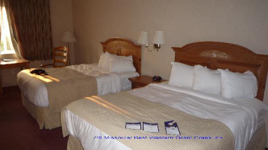 Best Western Plus Grant Creek Inn: notre chambre