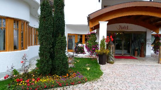 Ridnaun, Italy: Ingresso al Plunhof