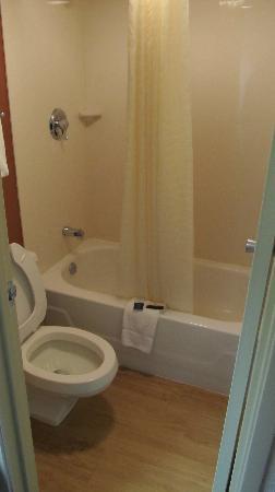 رد روف إن روتشستر - هنريتا: Bathroom