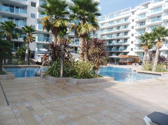 Blaumar Hotel: pool
