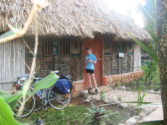 Cabanas Uh Najil Ek Balam : Charming, private cabanas