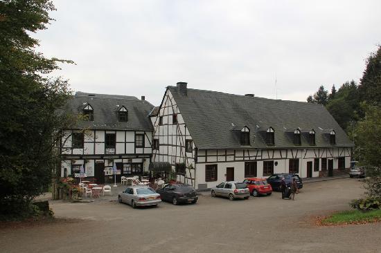 Hotel Grand Champ Malmedy